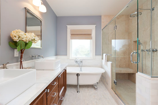 Bathroom Renovations -