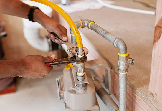 Gas Plumbing Services - Lake Macquarie Plumbing